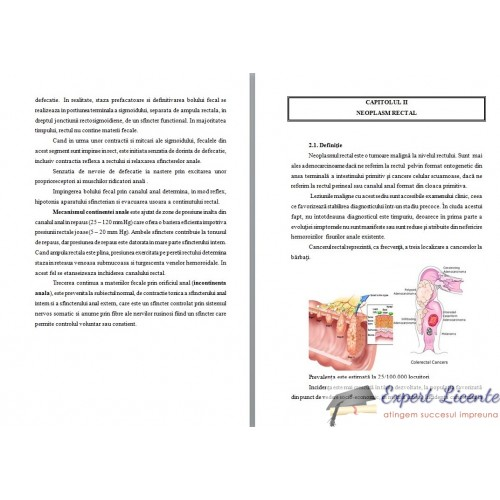 Ingrijirea pacientului cu cancer de prostata licenta