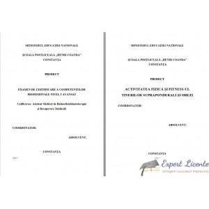 ACTIVITATEA FIZICĂ ŞI FITNESS-UL TINERILOR SUPRAPONDERALI ŞI OBEZI