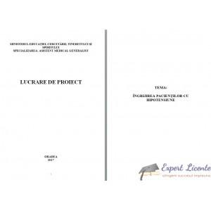 INGRIJIREA PACIENTILOR CU HIPOTENSIUNE ARTERIALA (2)