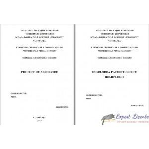INGRIJIREA PACIENTULUI CU HEMIPLEGIE (1)