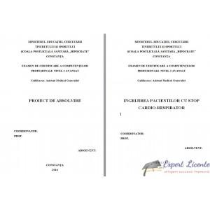 INGRIJIREA PACIENTILOR CU STOP CARDIO-RESPIRATOR (1)