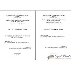 INGRIJIREA PACIENTULUI CU HERNIE DE DISC LOMBARA (2)