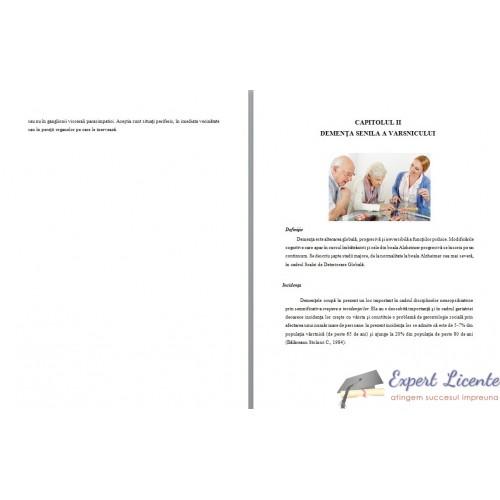 lucrare de licenta pentru asistenti medicali