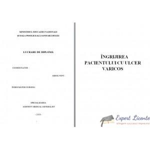INGRIJIREA PACIENTULUI CU ULCER VARICOS (2)