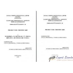 INGRIJIREA PACIENTILOR CU CIROZA HEPATICA DE ETIOLOGIE TOXICA (2)