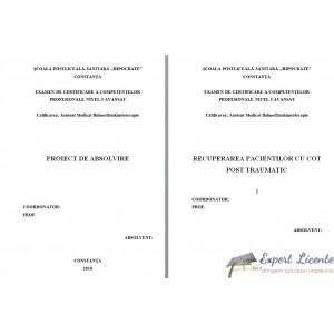 RECUPERAREA PACIENTILOR CU COT POST TRAUMATIC (1)