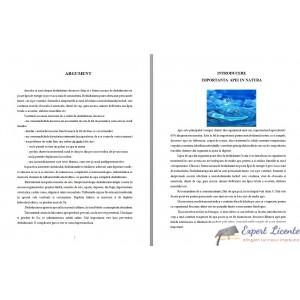 INGRIJIREA PACIENTULUI VARSTNIC DESHIDRATAT