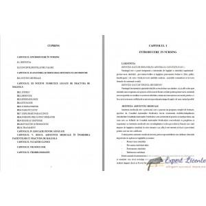 INGRIJIREA PACIENTILOR CU FRACTURA DE MALEOLA