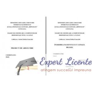 INGRIJIREA PACIENTULUI CU LITIAZA BILIARA (1)